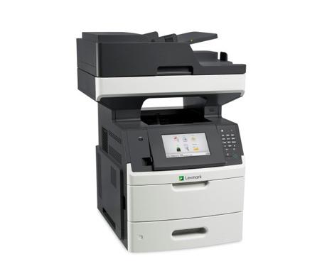 Lexmark XM5200 Series B&W MFP