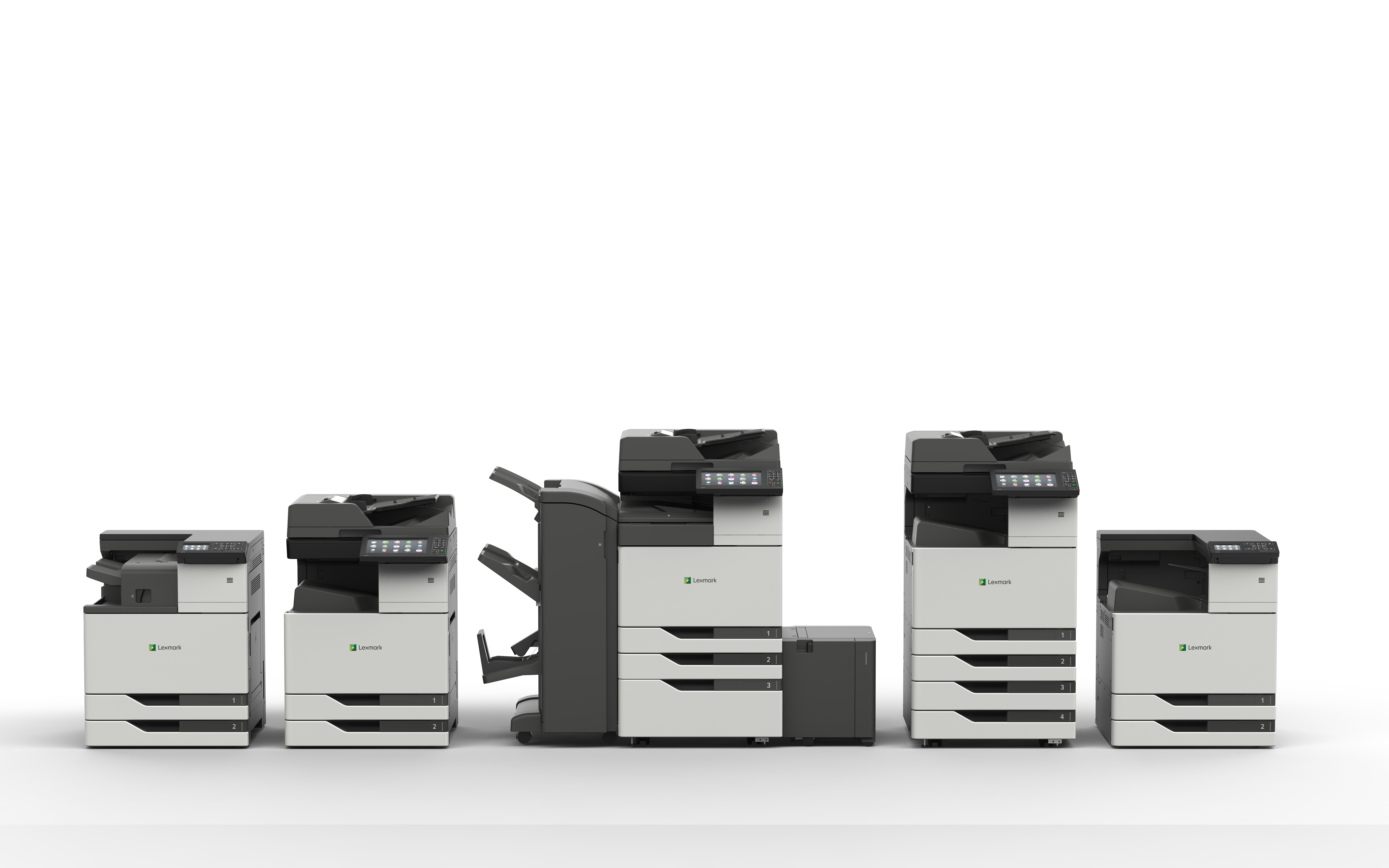 Lexmark Laser Printers and MFP Copiers  – Canyon Falls